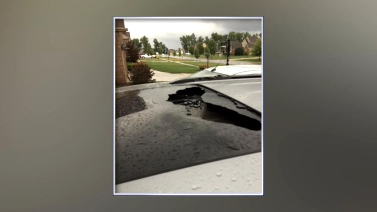Reports of exploding sunroofs on the rise