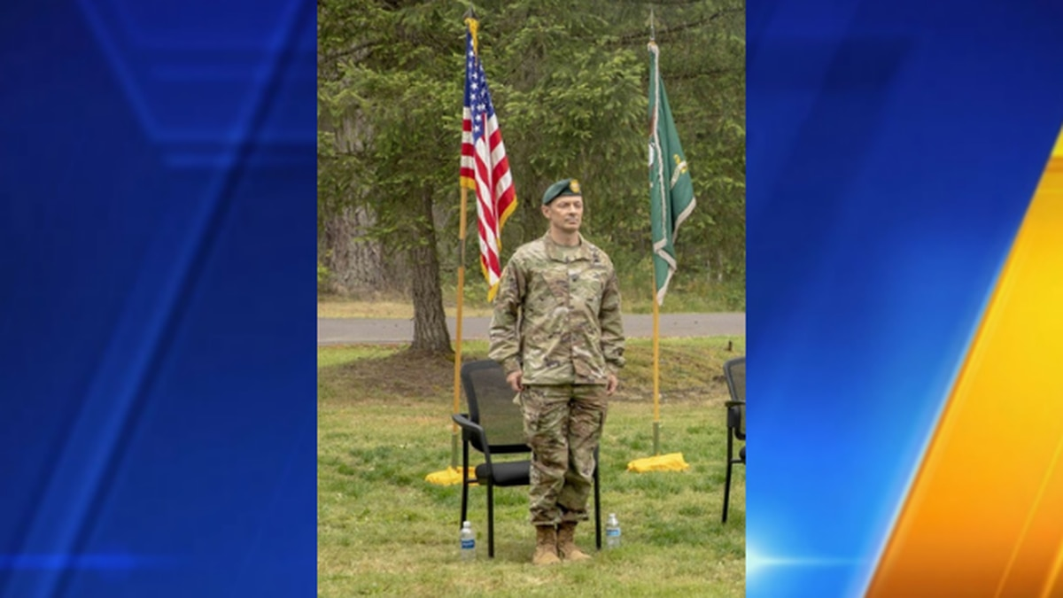 JBLM colonel arrested on domestic violence charges