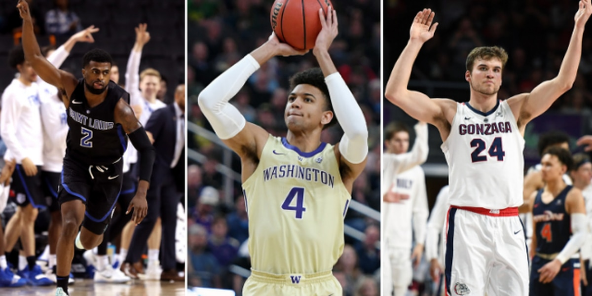 2019 NCAA Tournament loaded with former Washington state high school basketball stars