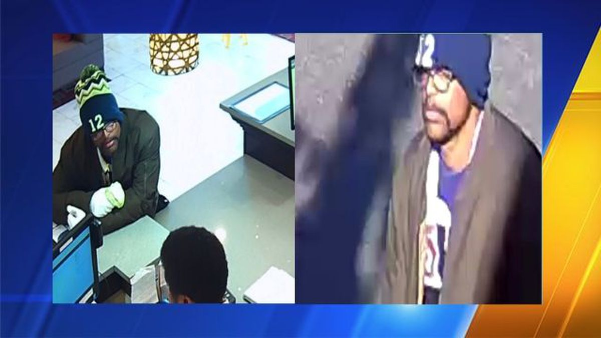 Tacoma police search for suspect in series of hotel robberies