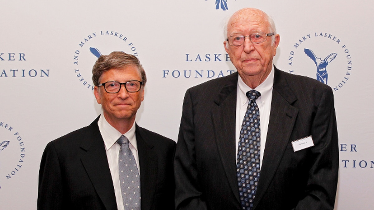 'I will miss my dad every day': Bill Gates Sr. dies at 94