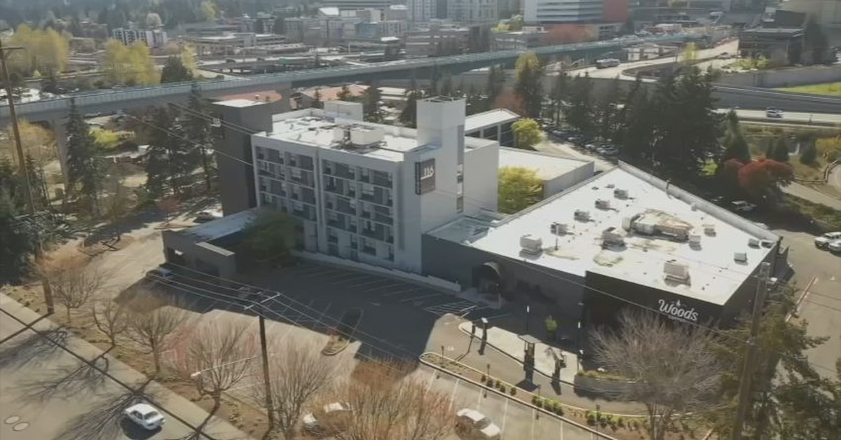King County reserves hotel rooms for health care workers on front lines