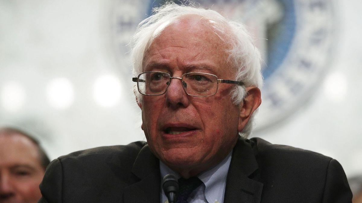Bernie Sanders introduces 'Stop BEZOS Act' in Senate