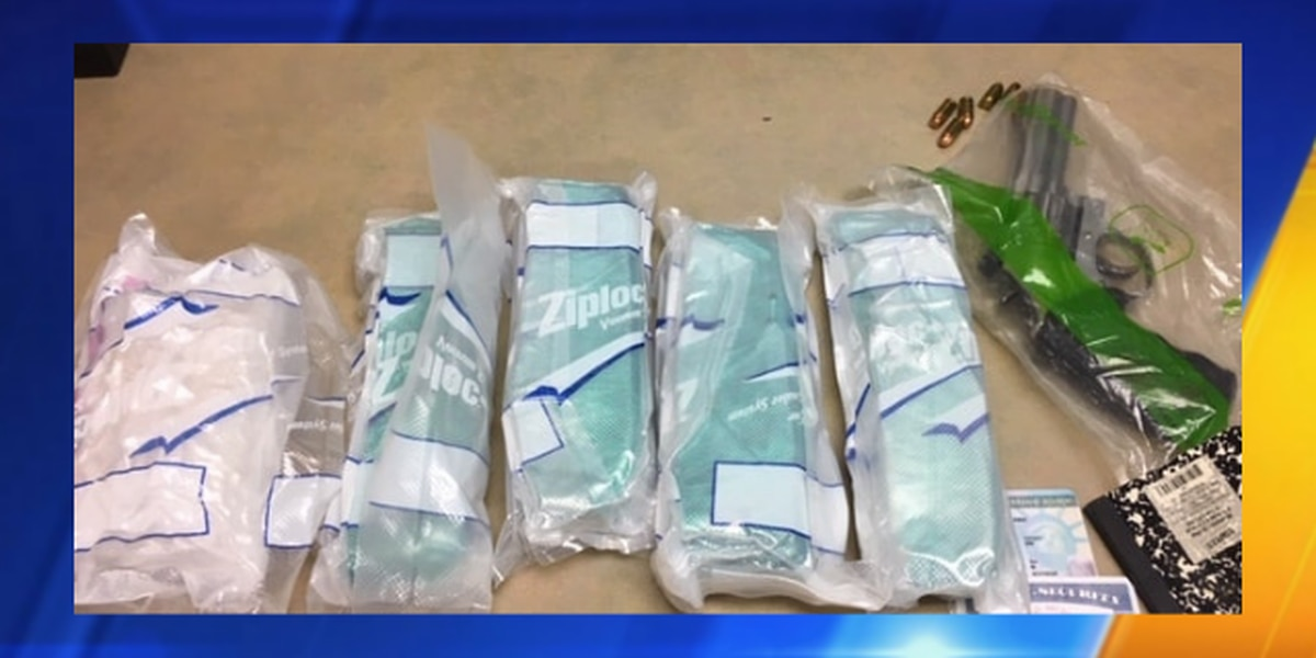 $900k worth of meth, heroin and more seized from Bremerton home