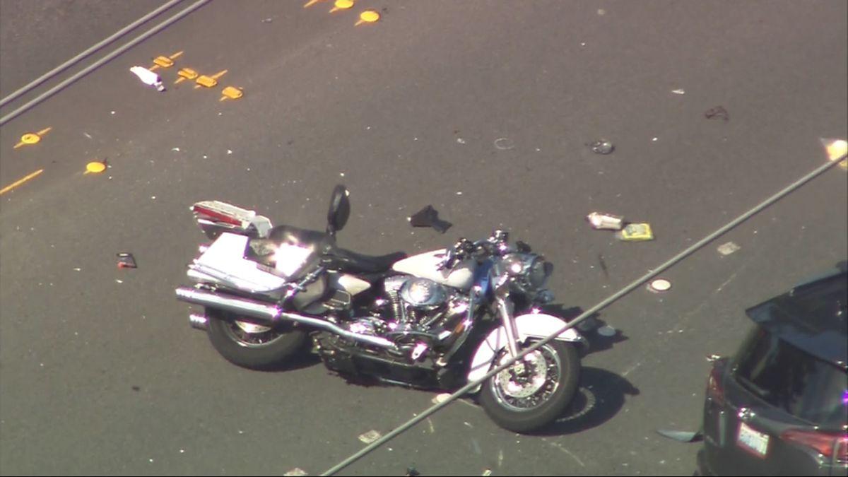 Motorcyclist killed in Everett crash