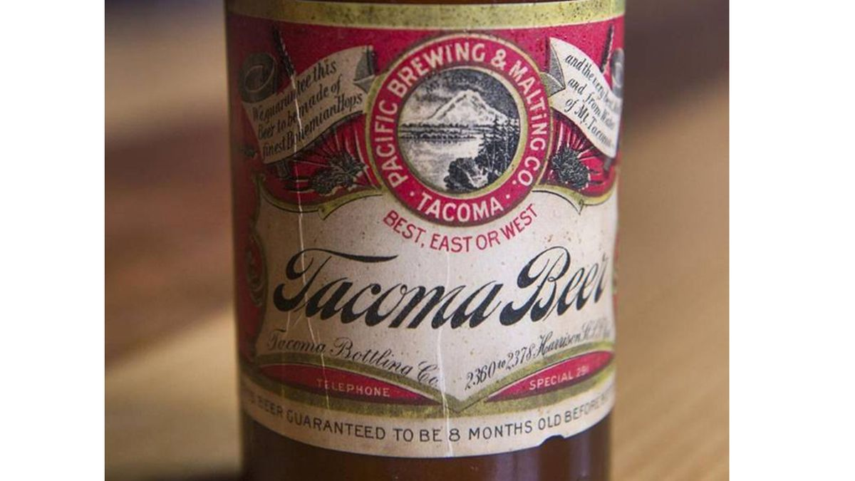 Stolen century-old beer bottles finally returned to Tacoma brewery