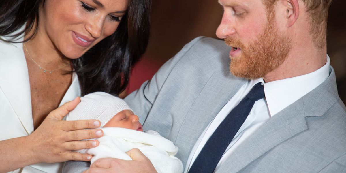 Royal baby Archie's birth certificate reveals he was delivered at London hospital