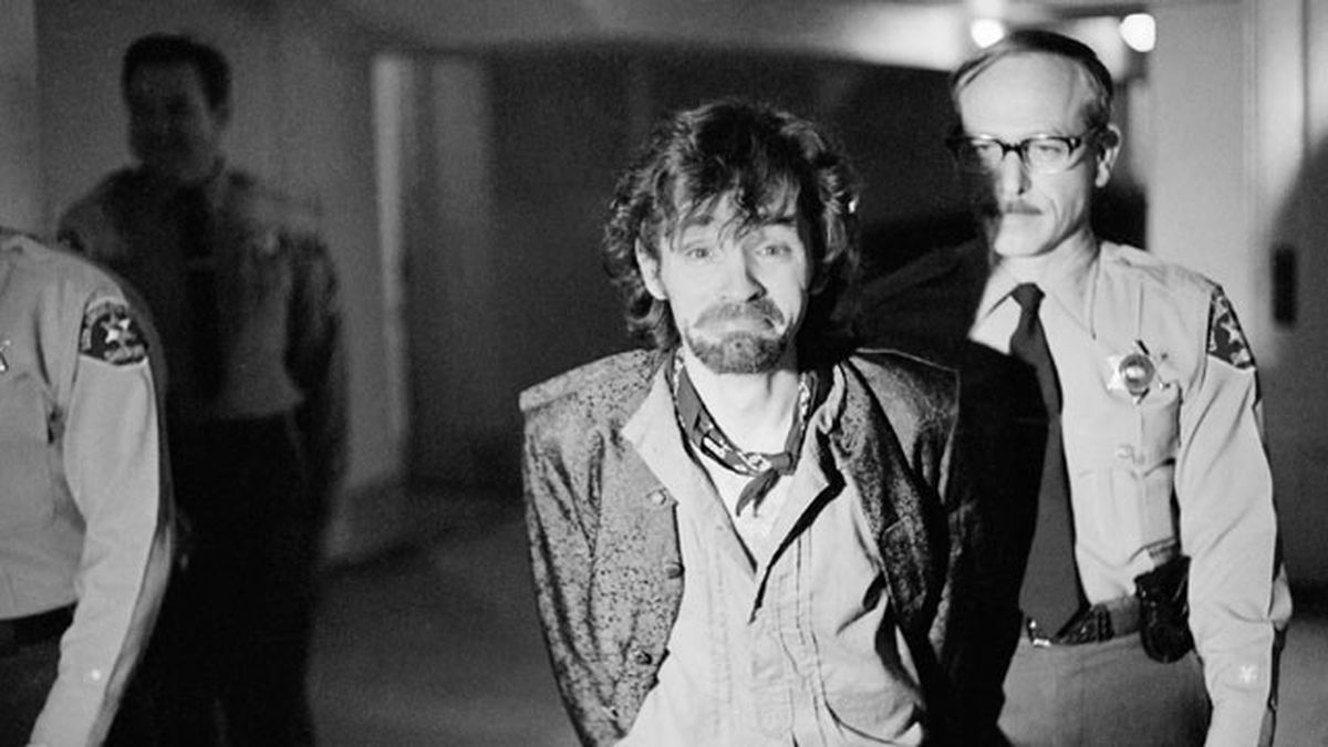 Charles Manson served time on Puget Sound island