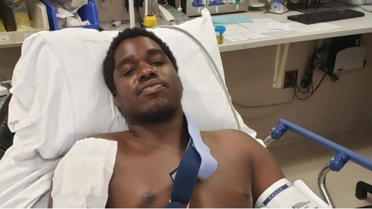 GoFundMe for victim of Capitol Hill protest shooting raises $100k in 4 hours
