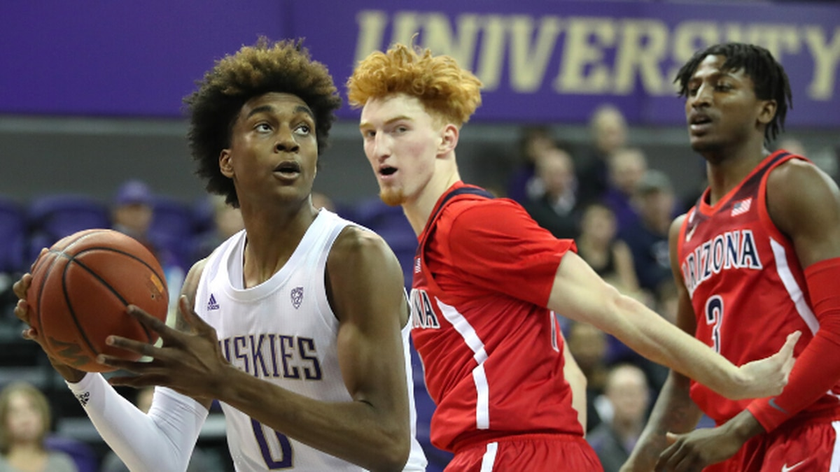 UW's Jaden McDaniels declares for 2020 NBA Draft