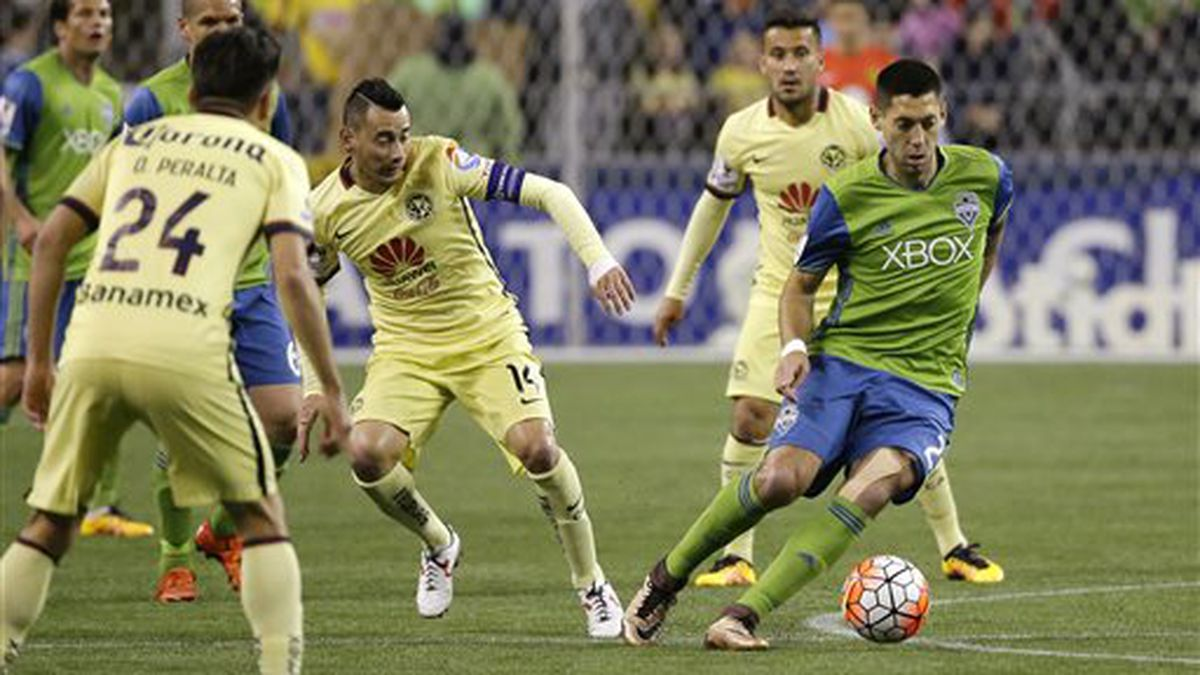 Dempsey scores pair, but Seattle draws 2-2 with Club America