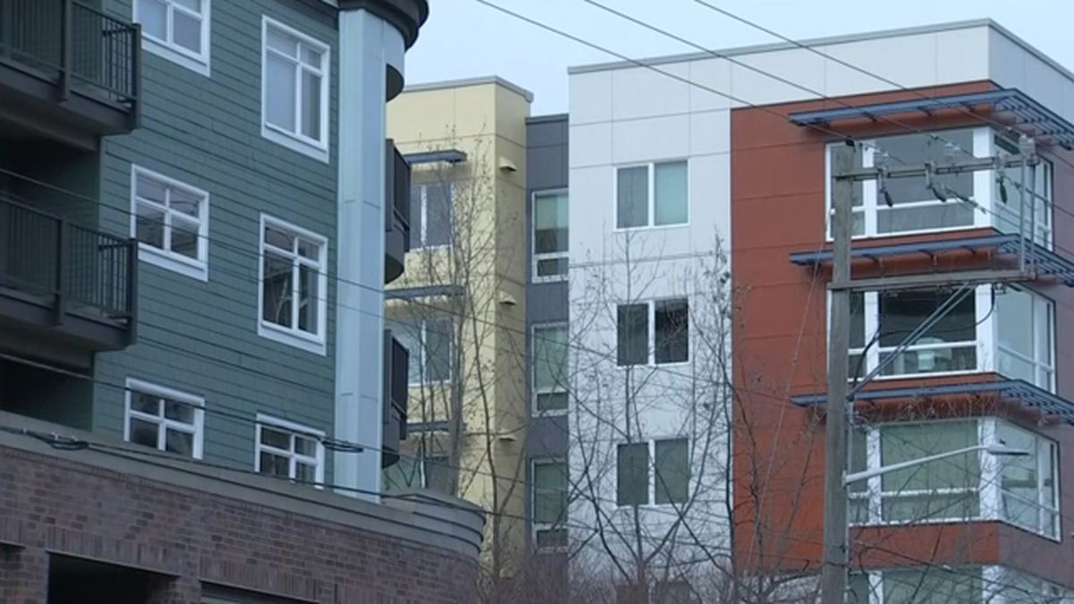 Seattle rents rising at pace behind national average, as units flood market