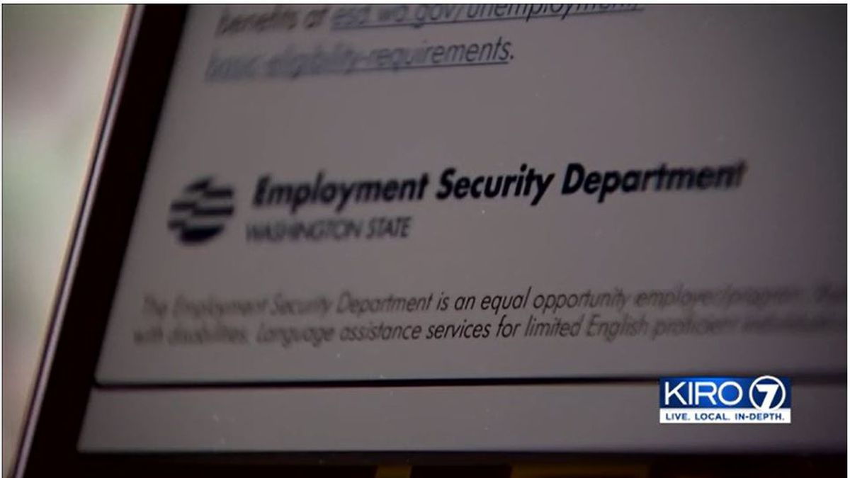 How hackers are stealing hundreds of millions of dollars from Washington's unemployment system
