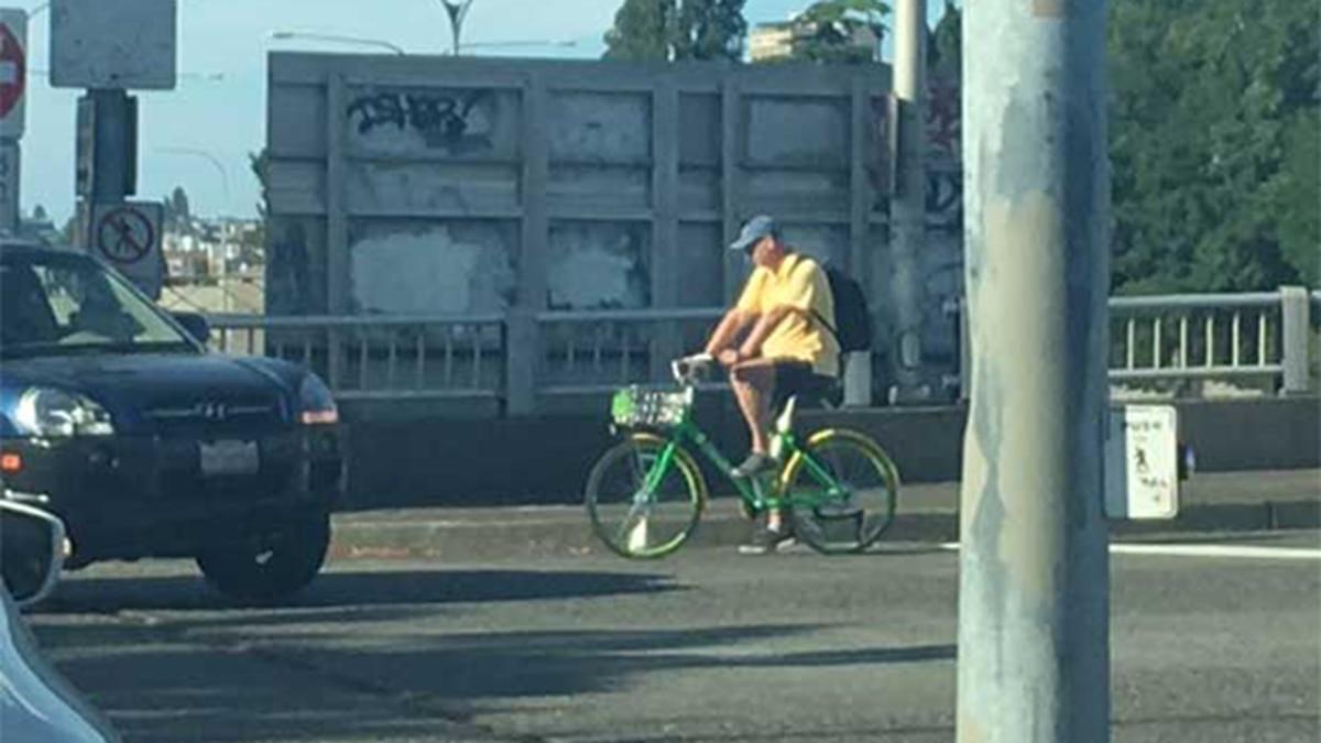 King County bike helmet law is unevenly enforced
