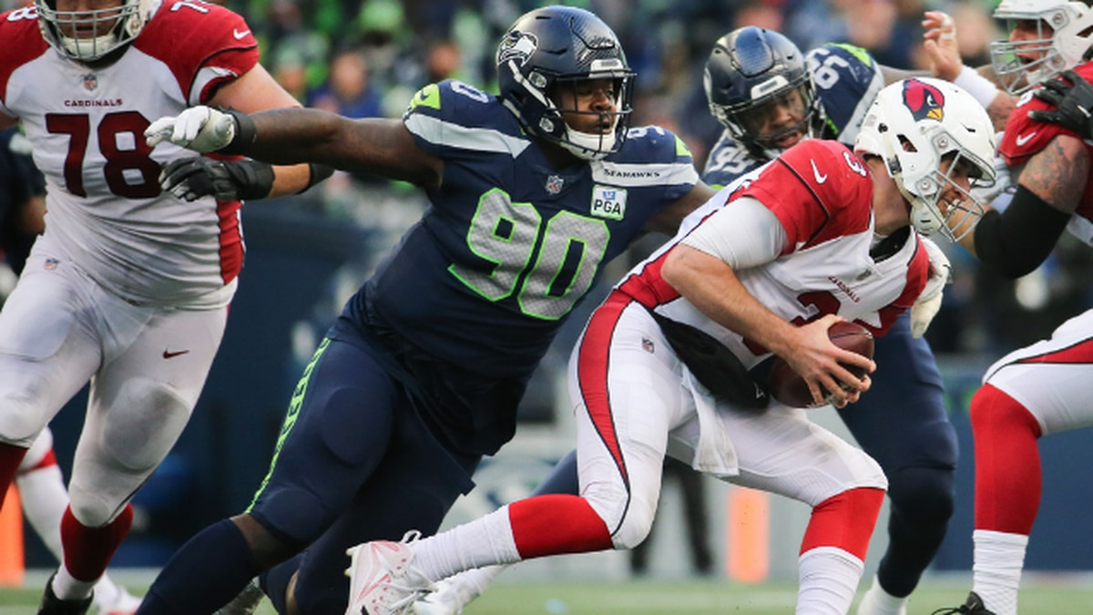 Seahawks bring back Jarran Reed on first day of free agency