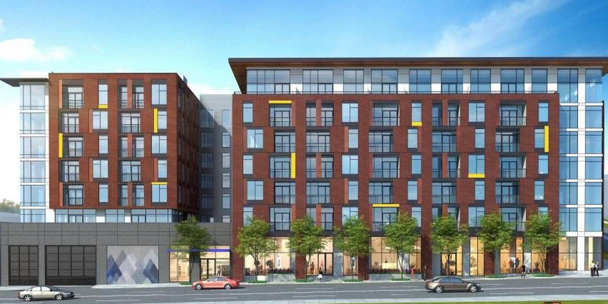 Downtown apartments clear council hurdle after reconsideration