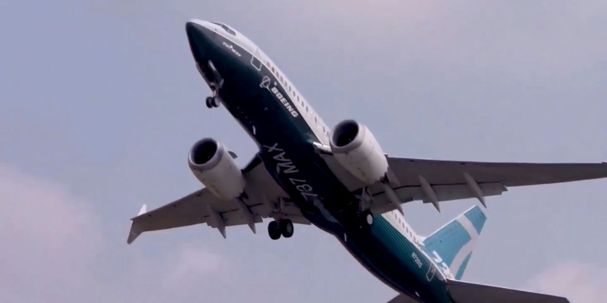 Investigation launched into FAA's approval of Boeing 737 Max planes