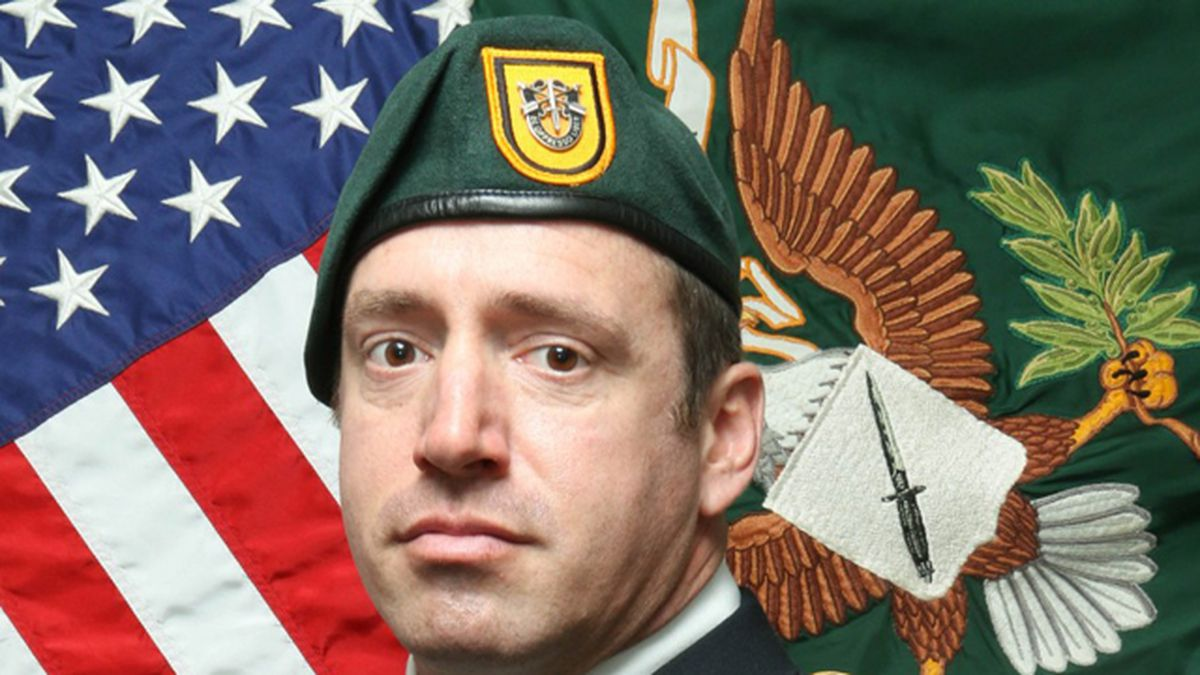 JBLM Green Beret killed in Afghanistan Monday