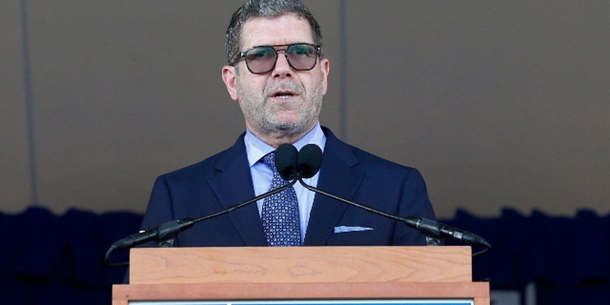 Edgar Martinez inducted into Baseball Hall of Fame