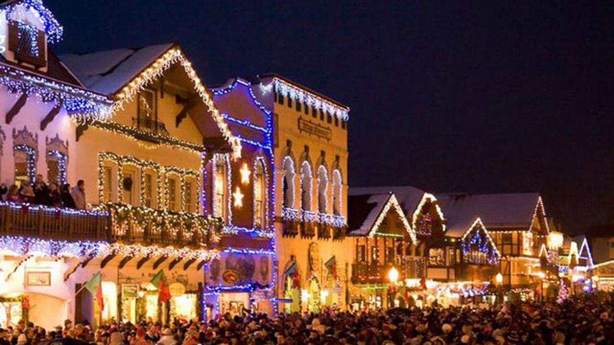 Leavenworth Christmas Lighting Festival canceled this year, but