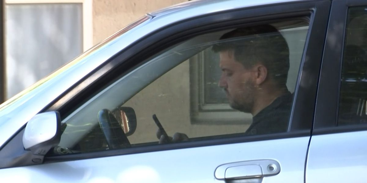 Police refute study saying Edmonds has most distracted drivers in state