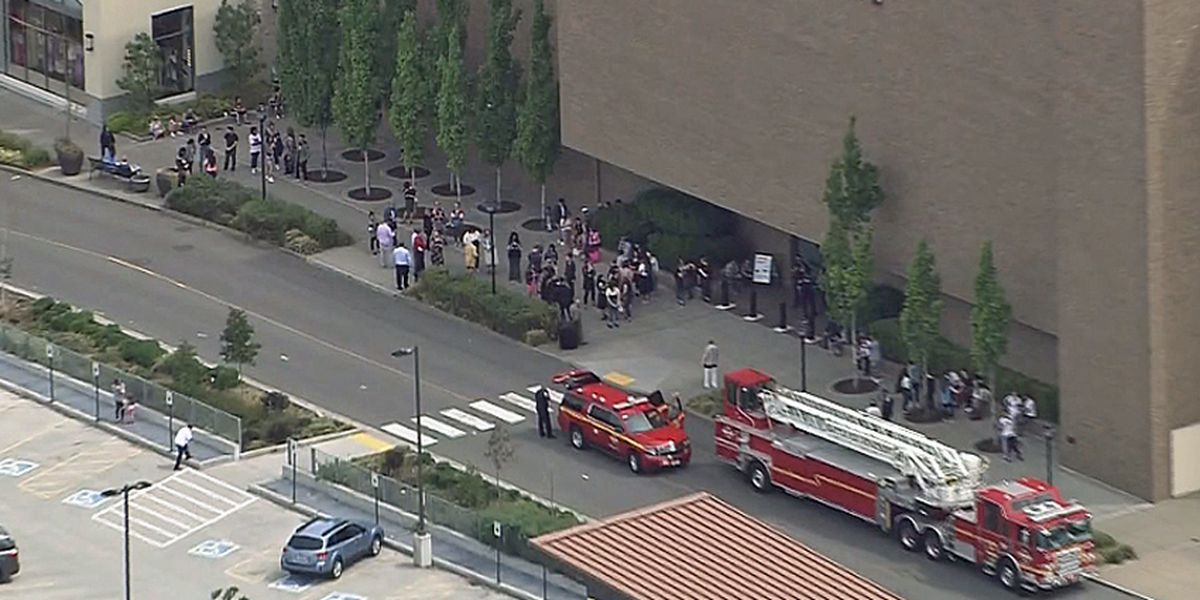 Pepper spray causes hazmat response, evacuations at Northgate Mall