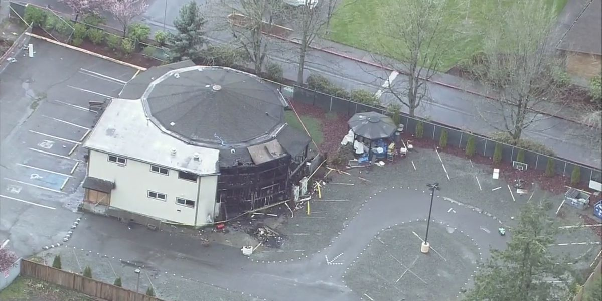 KIRO 7's previous coverage of Bellevue mosque arsons
