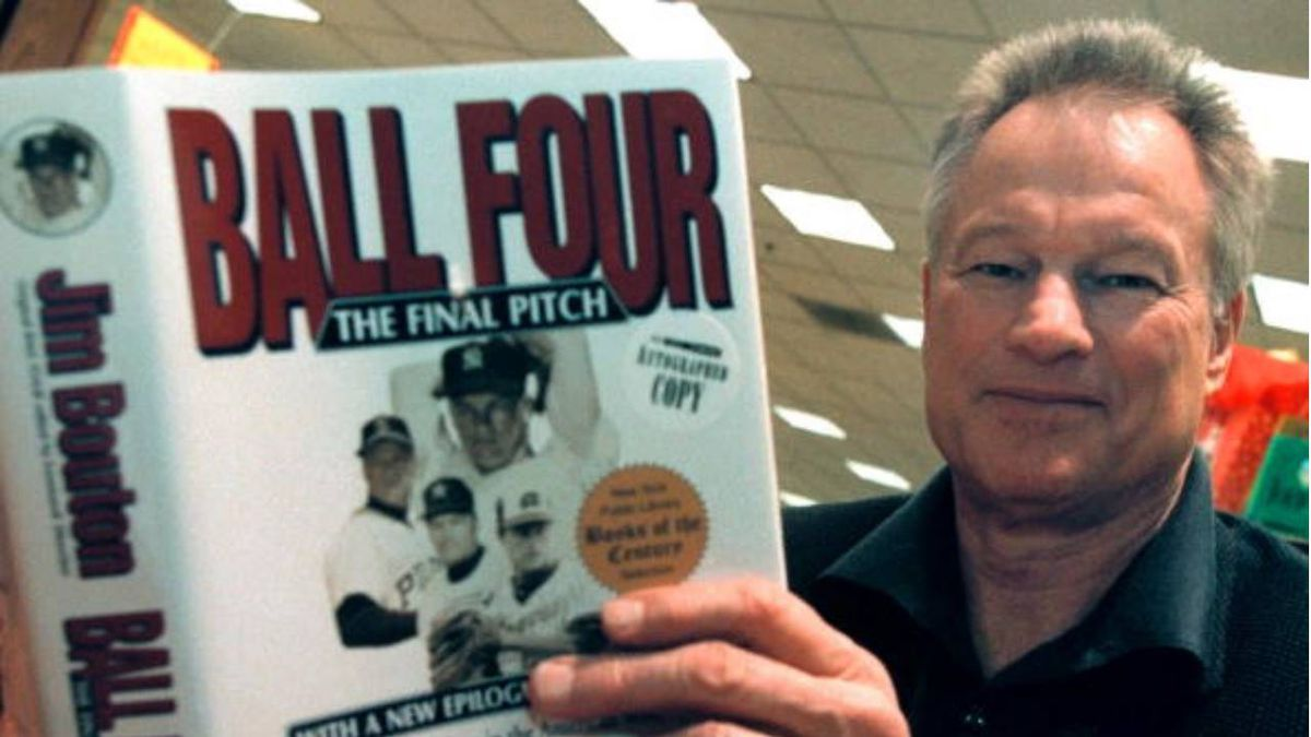 'Ball Four' author, former pitcher Jim Bouton dead at 80