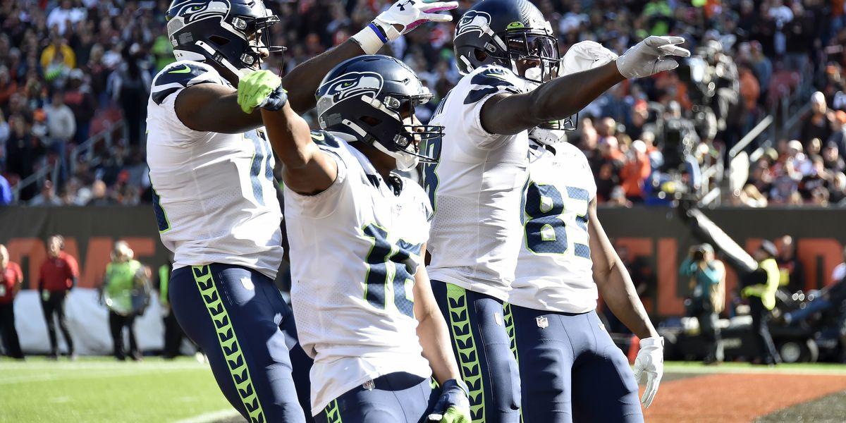 NSYNC gives Seahawks high scores for 'Bye Bye Bye' TD celebration