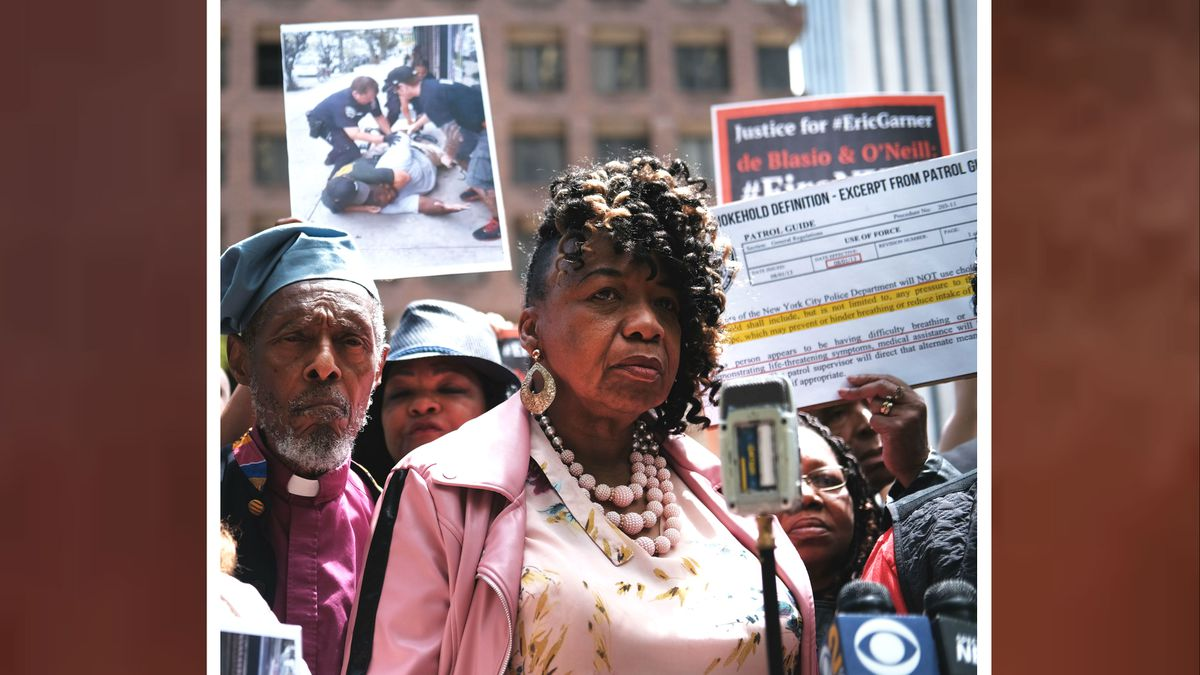 Judge Orders Judicial Review In 2014 Nypd Chokehold Death Of Eric Garner