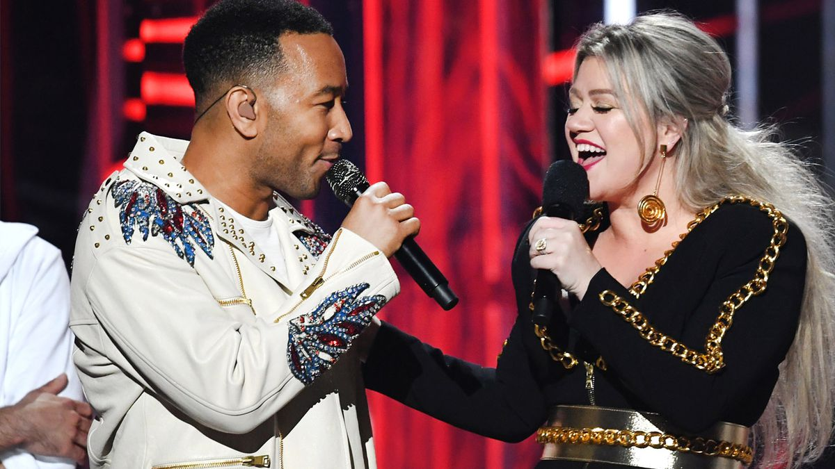 Listen: John Legend, Kelly Clarkson's version of 'Baby It's Cold Outside' drops
