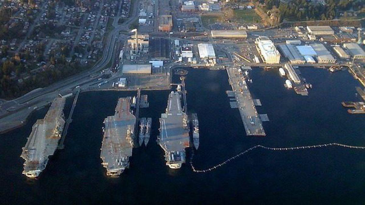 Puget Sound Naval Shipyard hiring hundreds of positions beginning Thursday