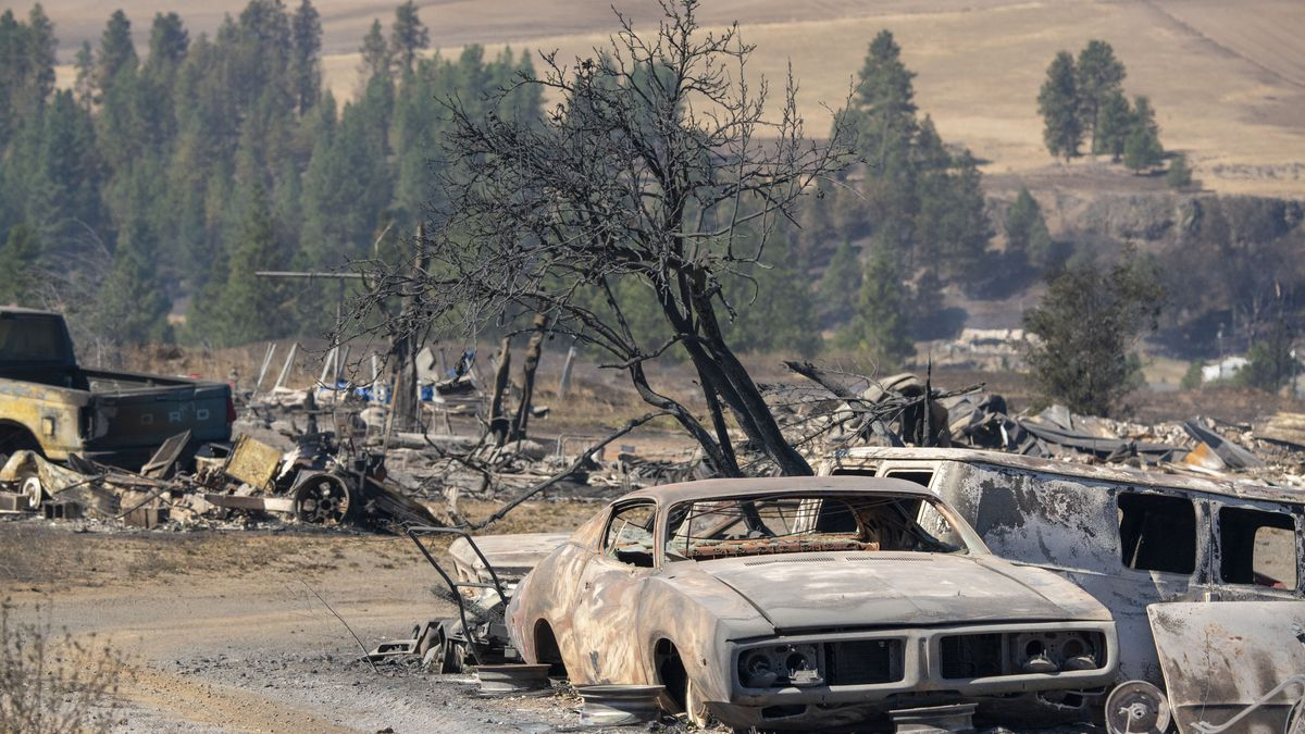 Malden, Massachusetts steps up to help Malden, Washington following devastating wildfires
