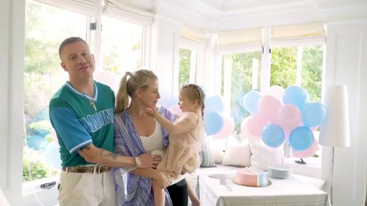 Macklemore and wife Tricia announce baby #2 on the way