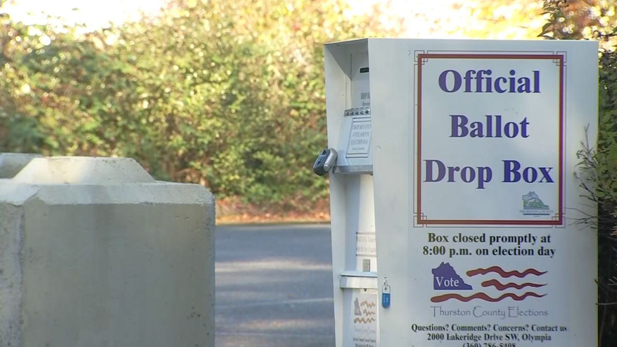 Record breaking voter turnout in Thurston County
