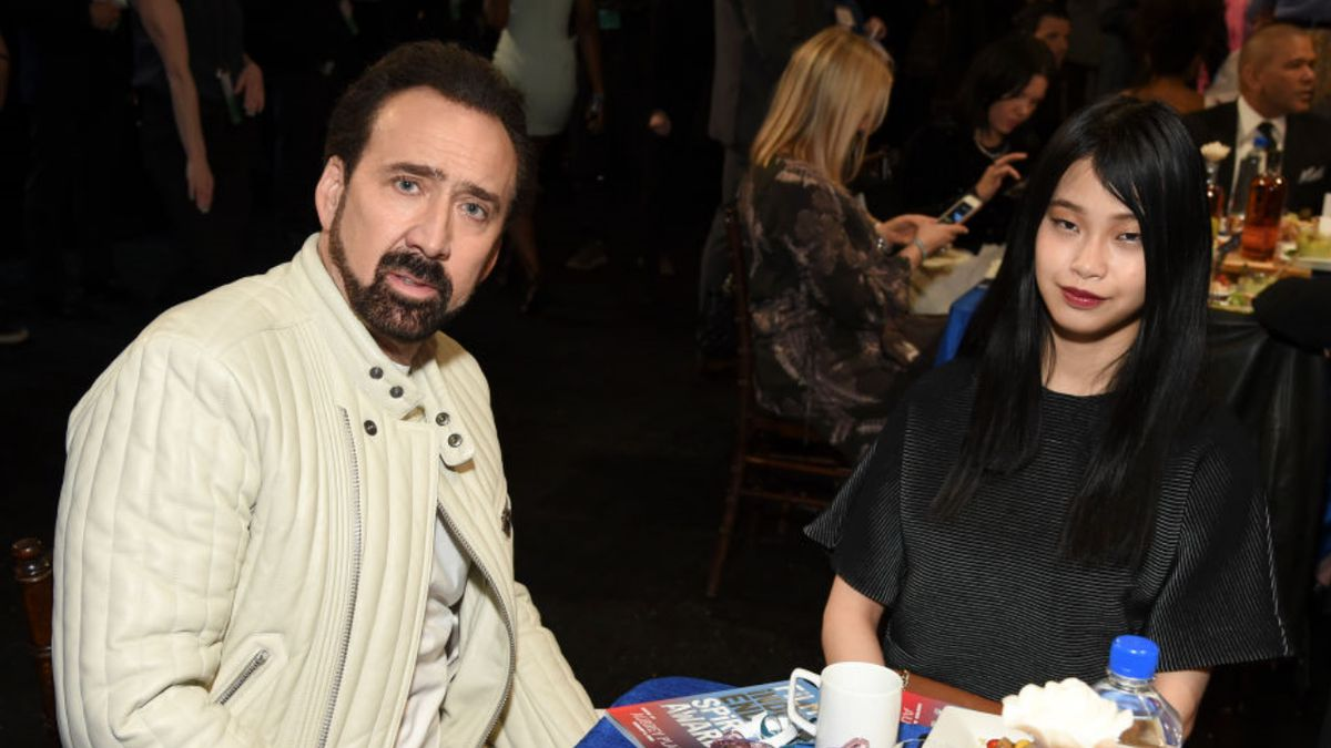 Wedding No. 5: Nicolas Cage marries Riko Shibata in Las Vegas