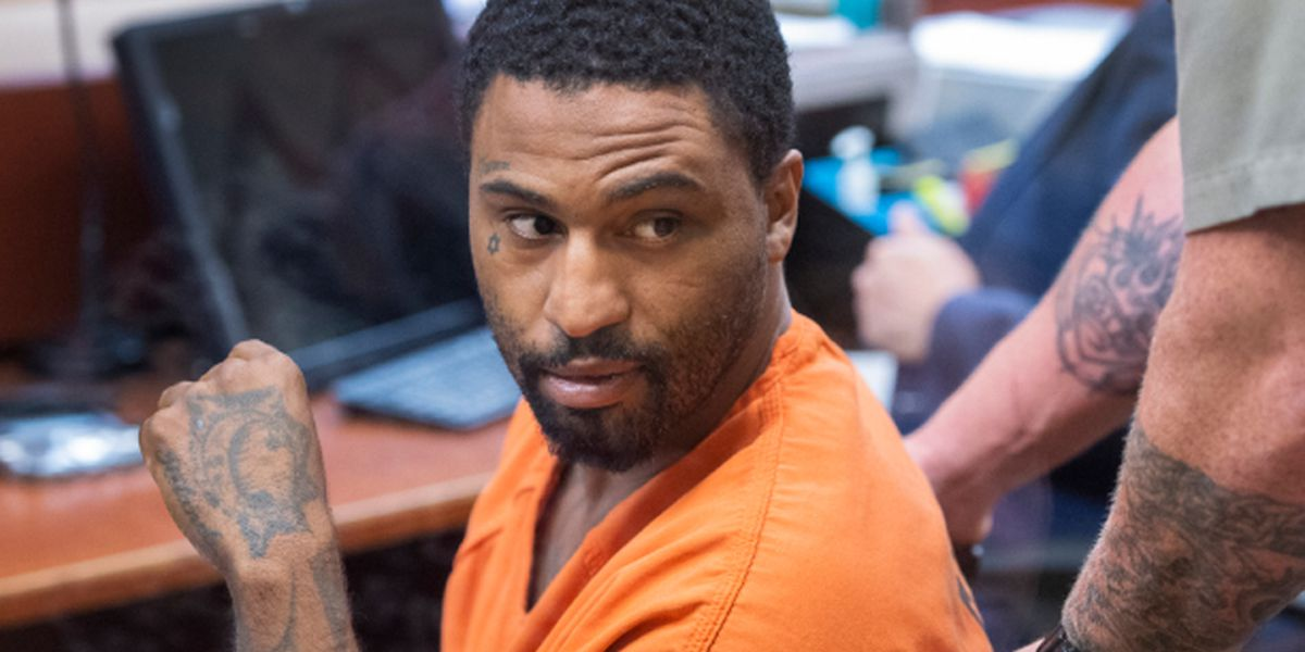 He fatally shot his girlfriend's ex after being beat up for mistreating her, records say