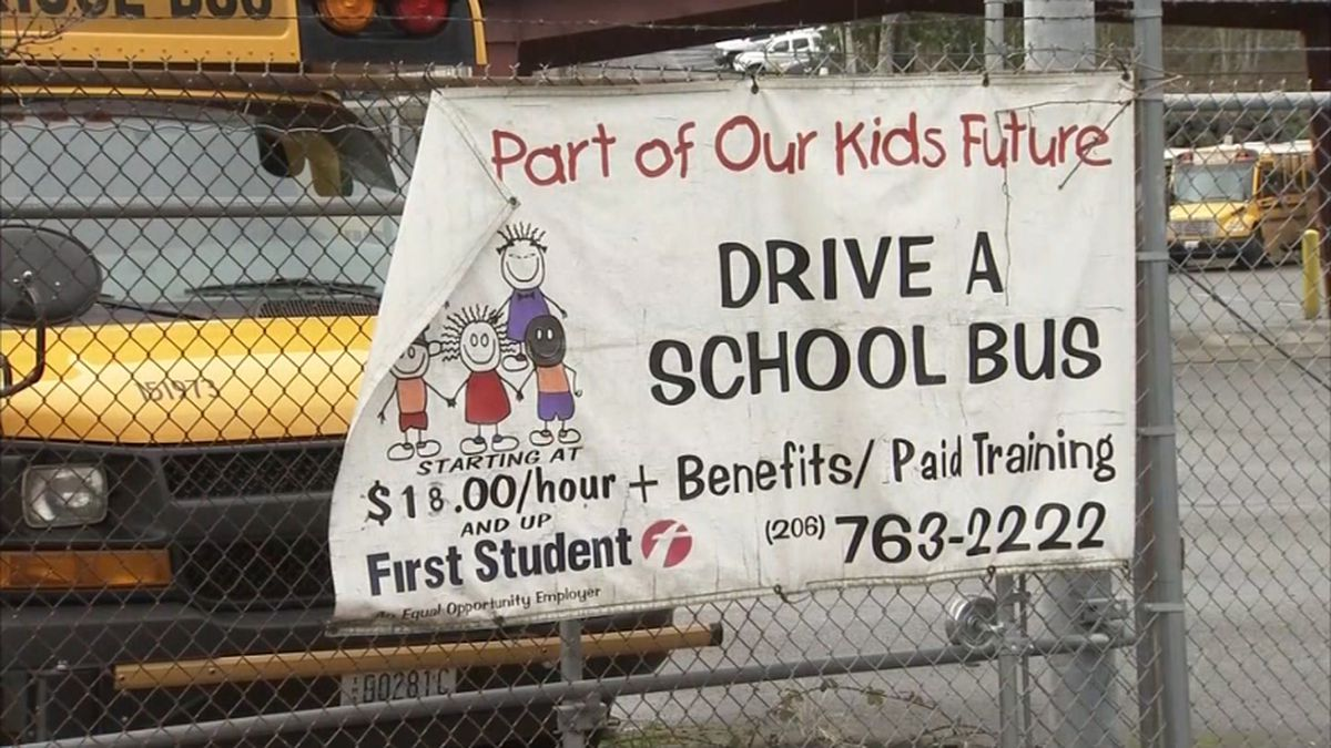 Agreement reached with Seattle school bus drivers