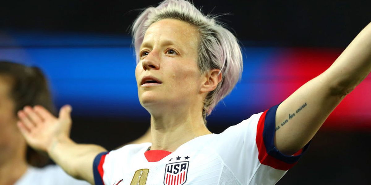 'We will not be silenced' – Megan Rapinoe says of new rules on political protests at Olympics