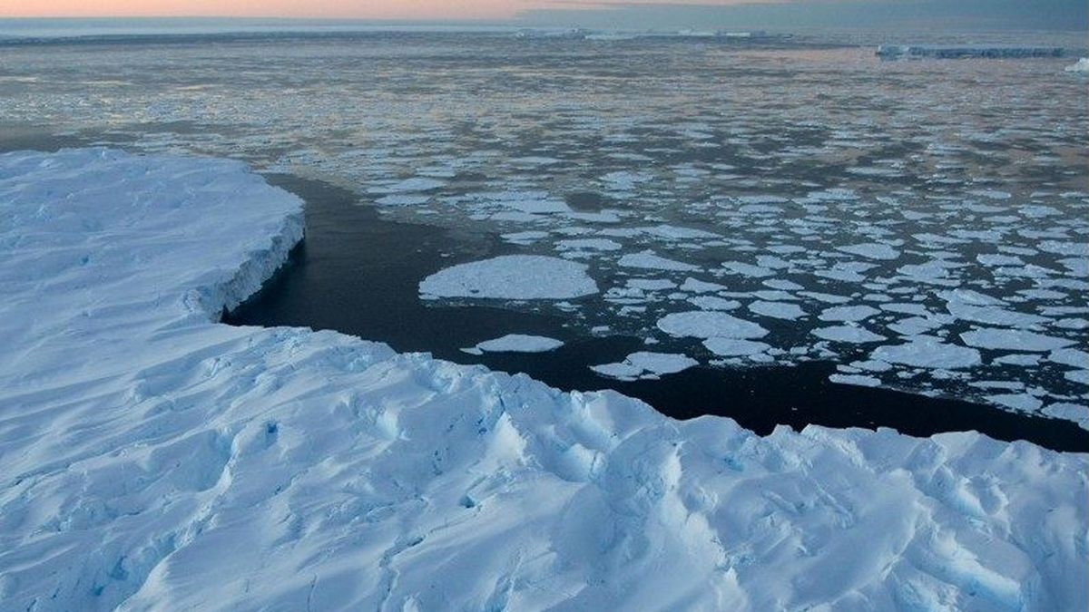 Antarctica's ice retreating 5 times faster than normal, study reveals