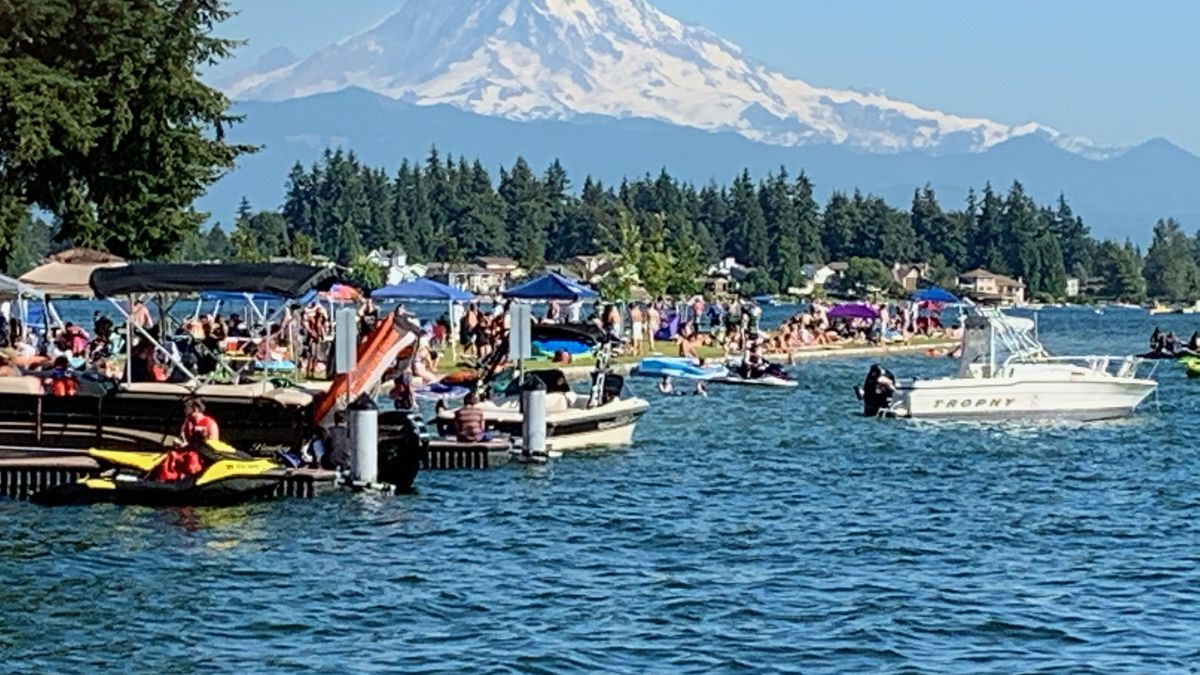 New restrictions to be enforced at North Lake Tapps County Park