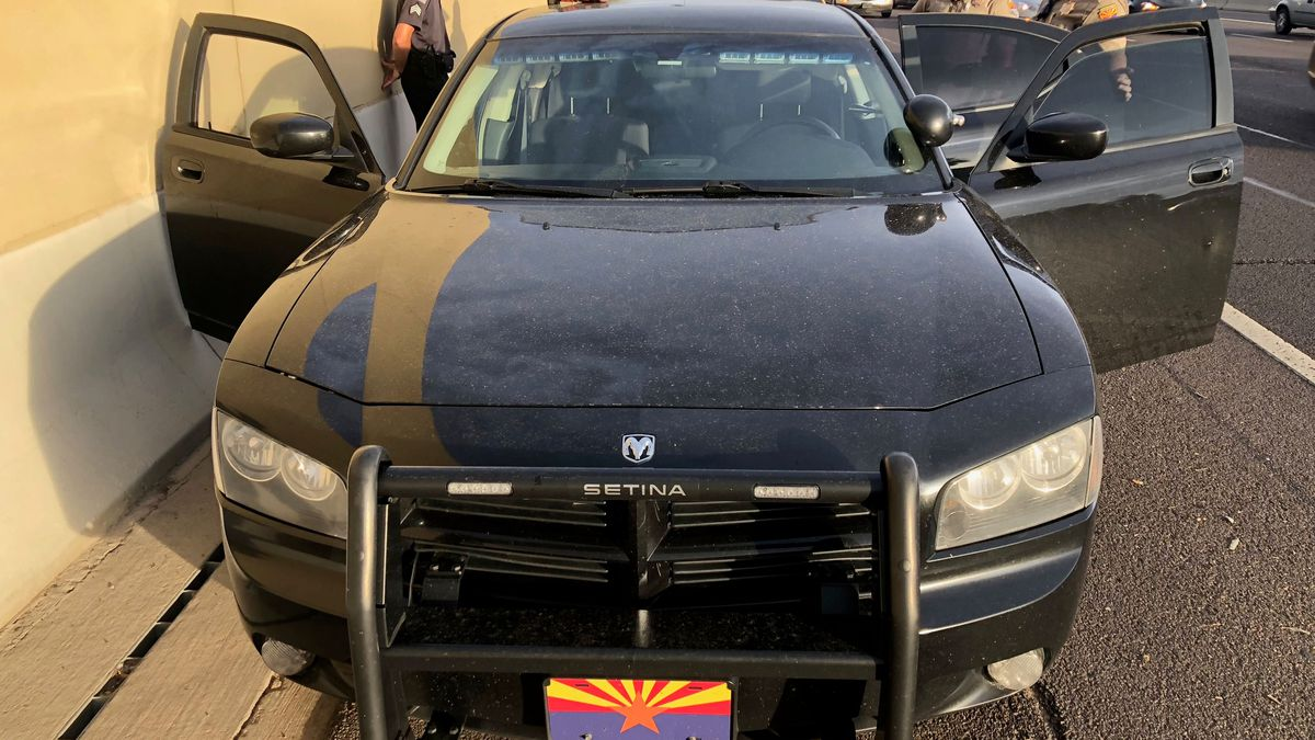Arizona man impersonating officer arrested after attempting to pull over troopers