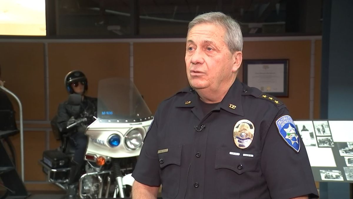 Tacoma police chief to ban chokeholds, require officers to intervene in excessive force