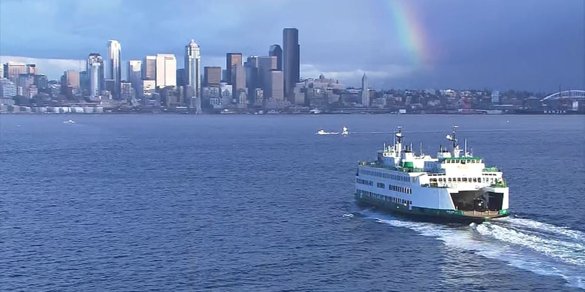 Drivers should prepare for reduced capacity on Seattle/Bremerton ferry route this week