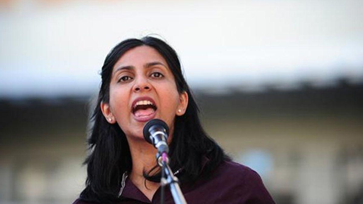Kshama Sawant calls for 'wall of mass resistance'