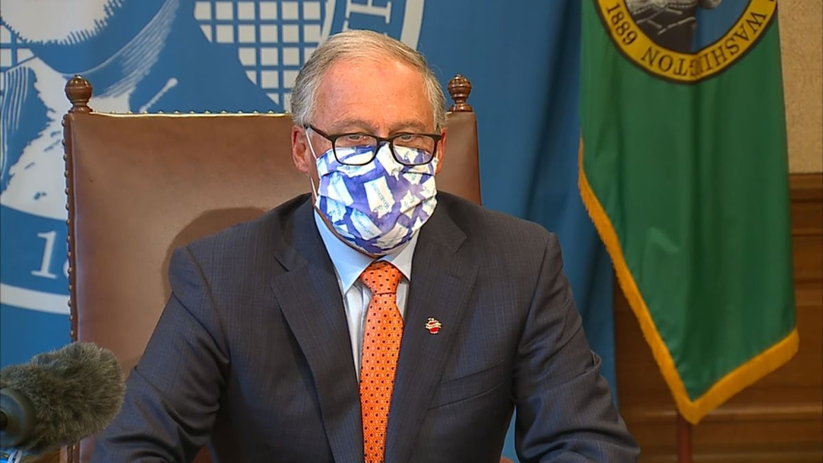 Coronavrus: Gov. Inslee relaxes virus restrictions for 5 counties