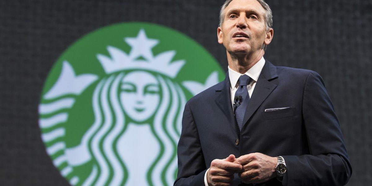 Democrats decry Starbucks CEO Shultz idea to run as independent in 2020