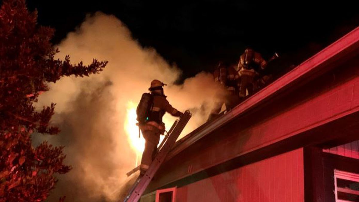 Tacoma house fire under investigation