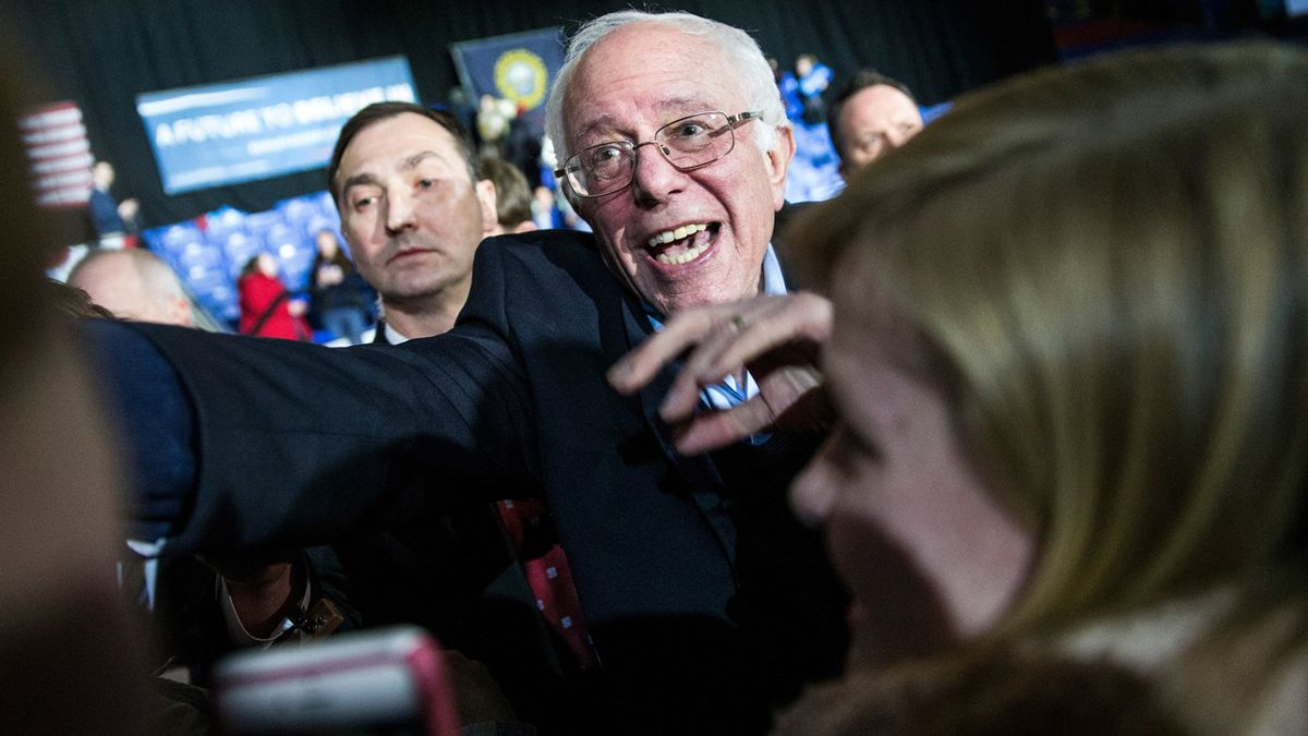 Bernie Sanders to visit Washington state on Sunday