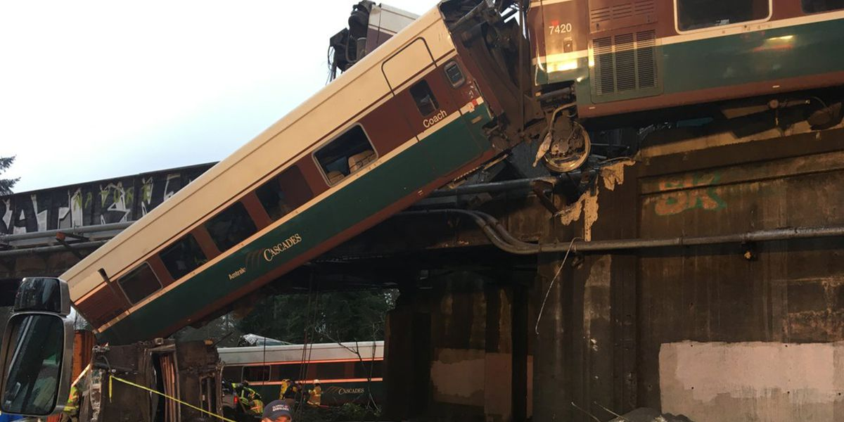 After train derailment in DuPont, USDOT secretary issues stern warning
